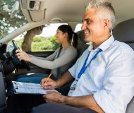 DRIVING LESSON IN PENRITH